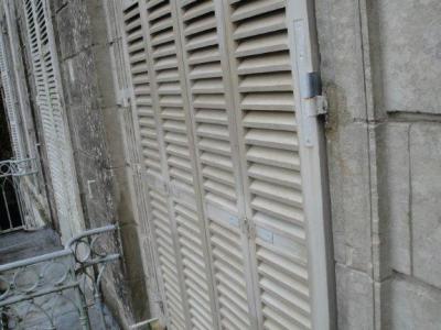 Volets et persiennes bois sur mesure - Fabrication sur mesure ...